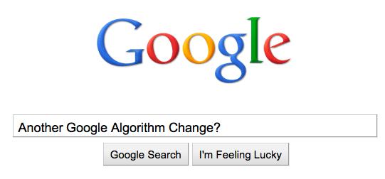 Dear Google, Your Algorithm Changes :(