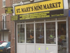 St Mary&#8217;s Mini Market