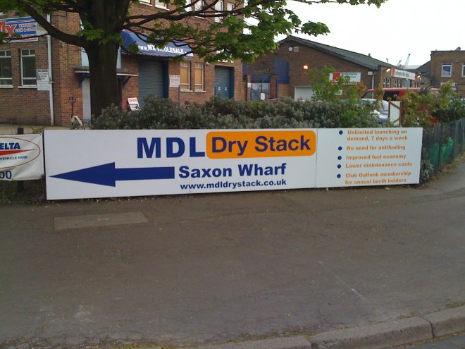 MDL Drystack