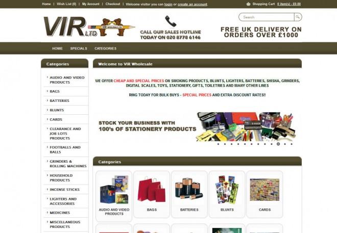 VIR Wholesale